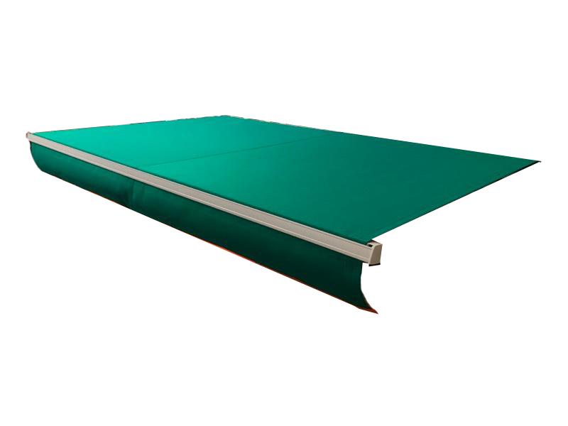 Grøn markisedug